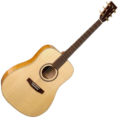 Simon & Patrick ShowCaseFlame Maple Acoust Guitar - 25152