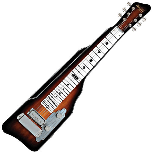 Gretsch 2515902552 G5700 Electromatic Lap Steel Guitar in Tobacco