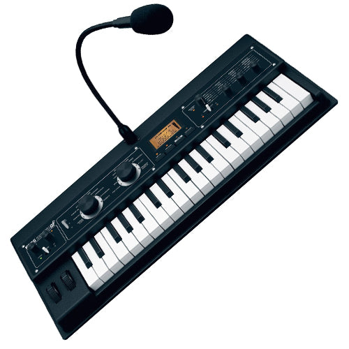 Korg MICROKORGXLPLUS 37 Note Analog Modeling Synthesizer and Vocoder