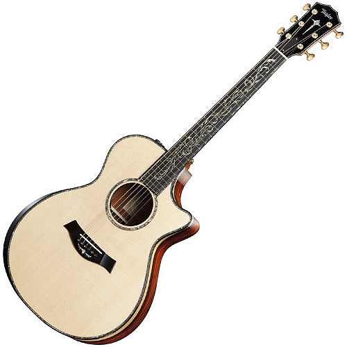 Taylor PS12CE Grand Concert V-Class Presentation Series Acoustic Electric