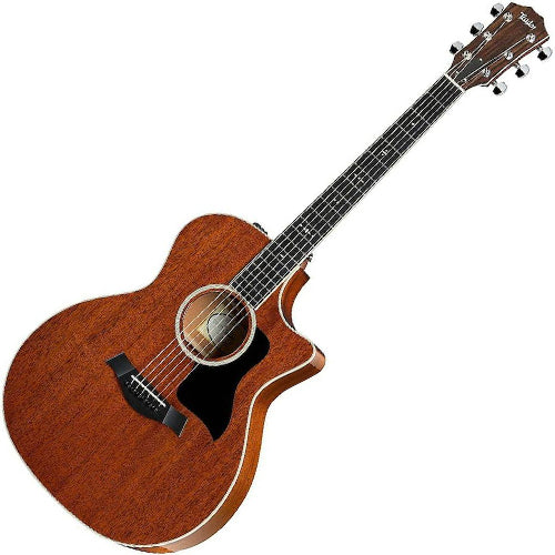 Taylor 524CE Grand Auditorium V-Class Cutaway Acoustic Electric