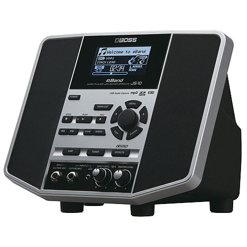 Boss JS10 Jam Station eBand Audio Player