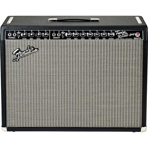 Fender 65 Twin Reverb All Tube Guitar Amplifier - 0217300000