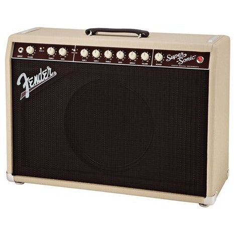 Fender 2160000400 Super Sonic 22 Blonde Tube Guitar Amplifier