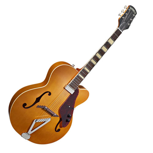 Gretsch 2515831521 Electric Guitar G100CE Synchromatic Hollow Body Archtop Cutaway Guitar in Natural