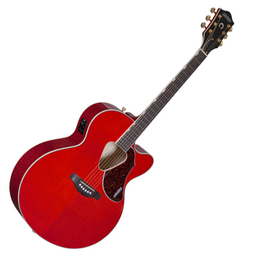 Gretsch 2714022522 G5022CE Rancher Jumbo Cutaway Acoustic Electric in Savannah Sunset