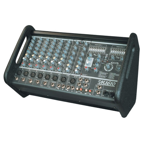 Yorkville M16102 10 Channel 1600W Powered Mixer