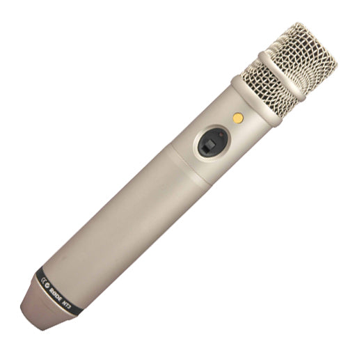 Rode NT3 Multi-Powered Cardioid Condenser Microphone
