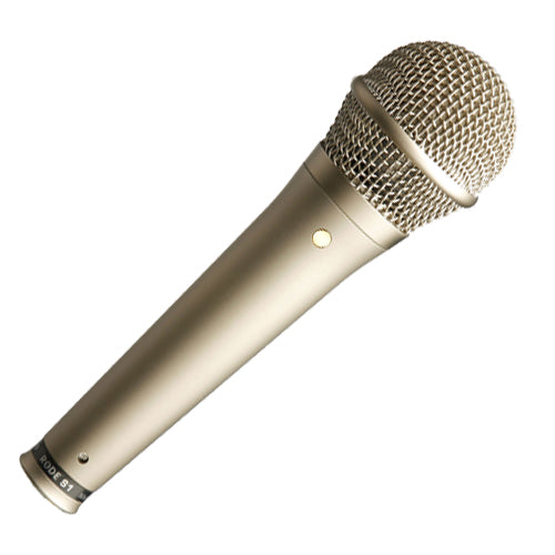 Rode S1B Live Supercardioid Condenser Microphone