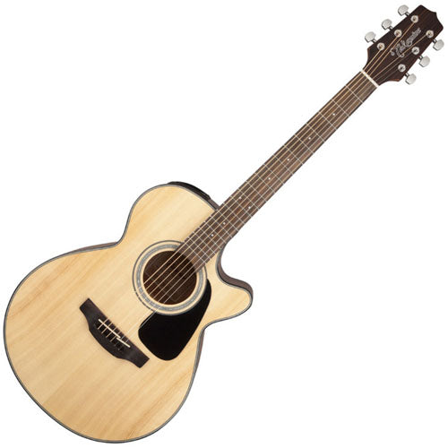 Takamine G 30 Series FXC Cutaway Acoustic Electric in Natural - GF30CENAT