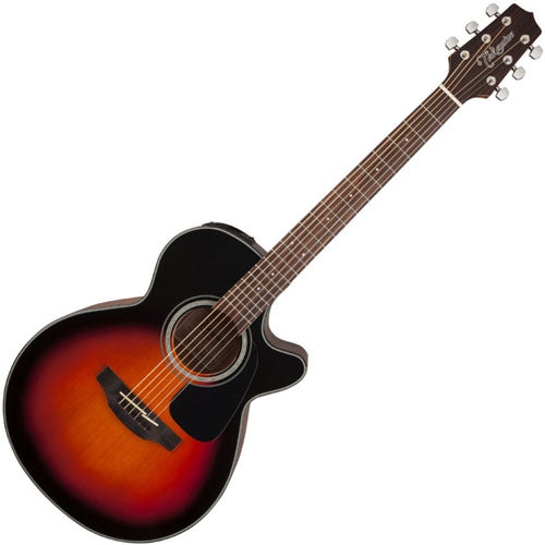 Takamine G 30 Series FXC Cutaway Acoustic Electric in Brown Sunburst - GF30CEBSB