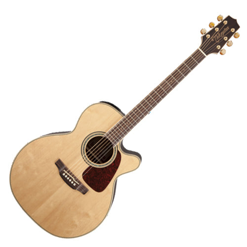 Takamine G 70 Series NEX Cutaway Acoustic Electric in Natural - GN71CENAT