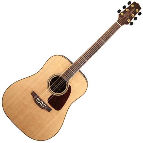 Takamine G 90 Series Dreadnought Acoustic Guitar in Natural - GD93NAT