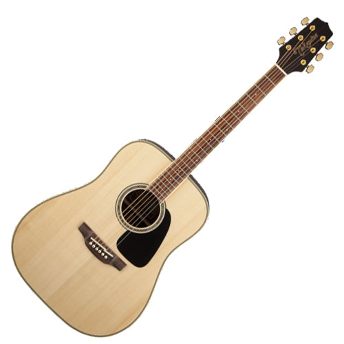 Takamine G 50 Series Dreadnought Acoustic Guitar in Natural - GD51NAT