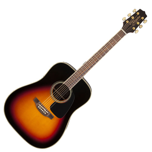 Takamine GD51BSB G 50 Series Dreadnought Acoustic Guitar in Brown Sunburst