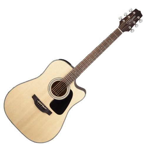 Takamine GD30CENAT G 30 Series Dreadnaught Cutaway Acoustic Electric in Natural