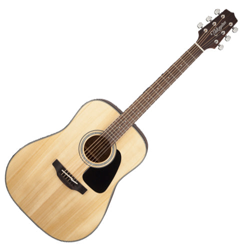 Takamine GD30NAT G 30 Series Dreadnought Acoustic Guitar in Natural