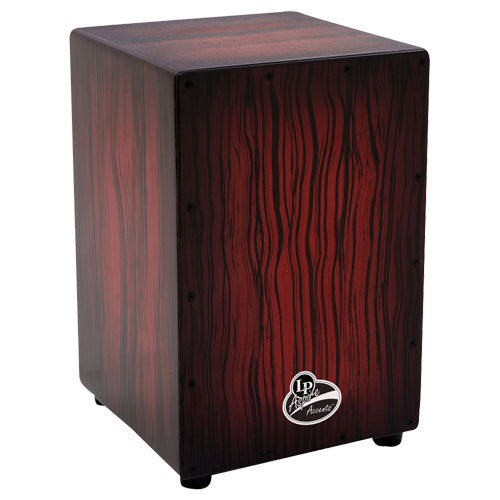 Latin Percussion Accent Cajon Darkwood - LPA1332DWS