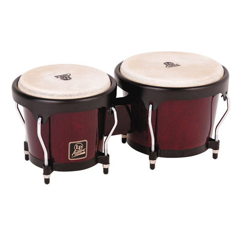 Latin Percussion Aspire Dark Wood Bongos - LPA601DW