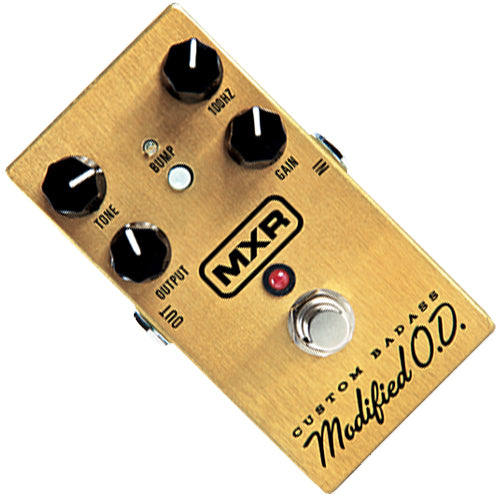 MXR M77 Badass Modified Overdrive Effects Pedal