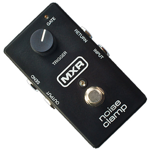 MXR M195 Noise Clamp - Noise Gate and Eliminator Effects Pedal