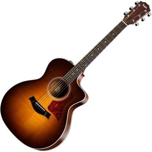 Taylor 214CEDLXSB Grand Auditorium Acoustic Electric