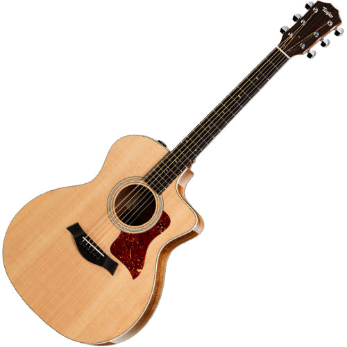 Taylor 214CEDLXKOA Grand Auditorium Acoustic Electric