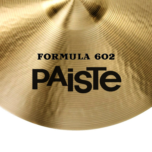 Paiste 14 Formula 602 Sound Edge Hi-hats - 1043114
