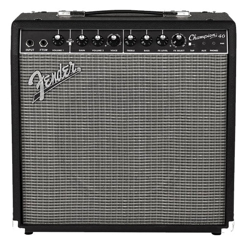 Fender 2330300000 Champion 40 Guitar Amplifier