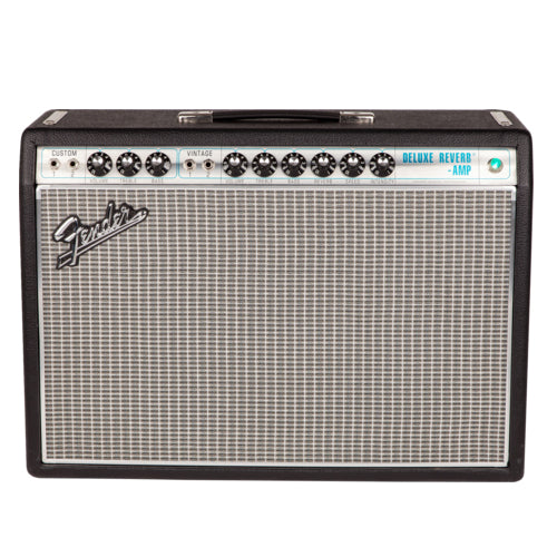 Fender 2274000000 Vintage Modified '68 Custom Deluxe Reverb Tube Guitar Amplifier