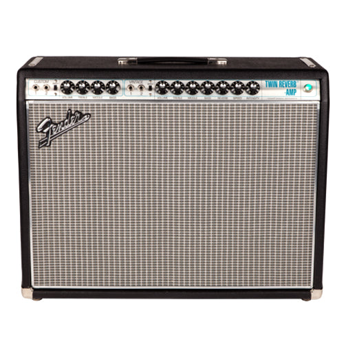 Fender 2273000000 Vintage Modified '68 Custom Twin Reverb Tube Guitar Amplifier