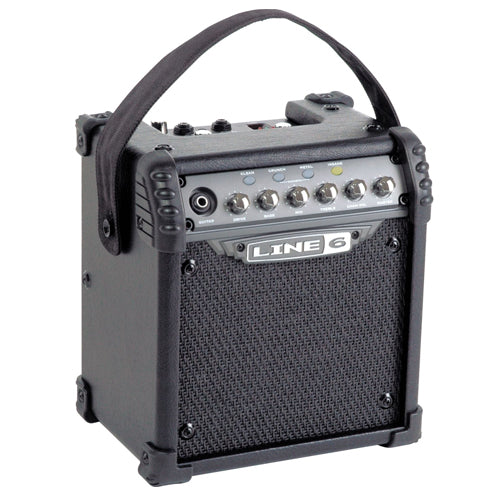 Line 6 MICROSPIDER Battery Powered Modelling Guitar Amplifier