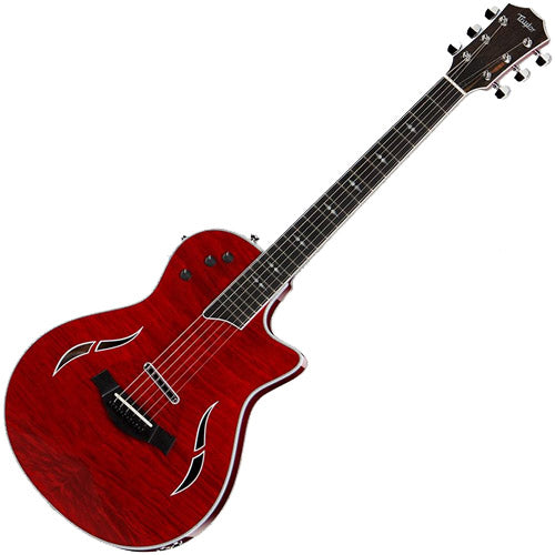 Taylor T5ZPROBR T5z Pro Electric Guitar in Borrego Red