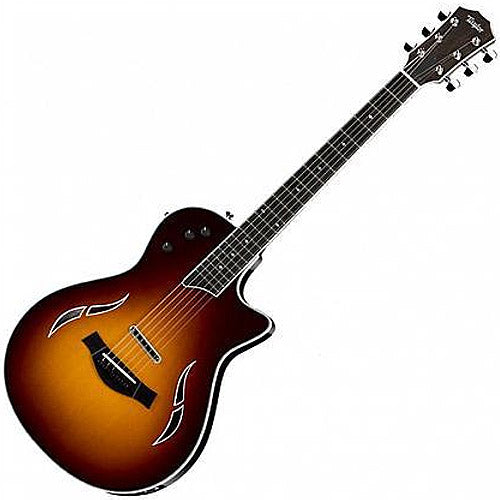 Taylor T5ZSTANDARDTBS T5z Standard Electric Guitar in Tobacco Sunburst
