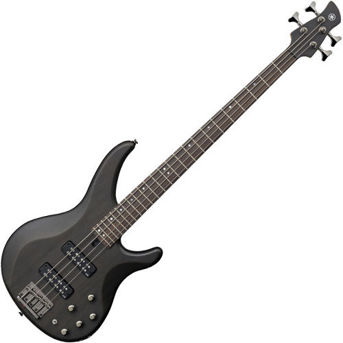 Yamaha TRBX504TBL TRBX Series Bass Guitar in Translucent Black