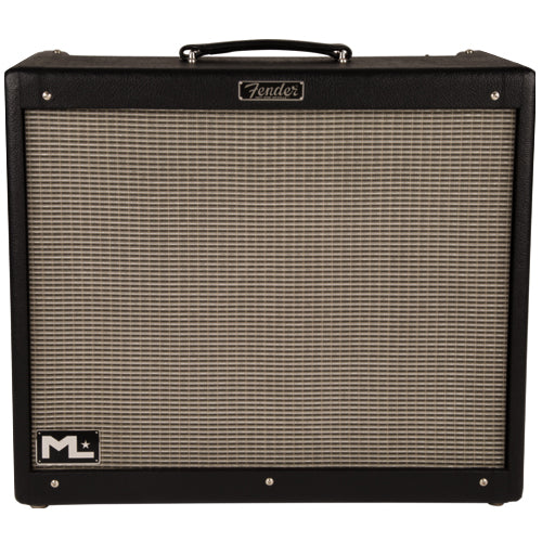 Fender 2232400000 Hot Rod DeVille ML 2x12 Tube Guitar Amplifier w/ Silver Grille Cloth
