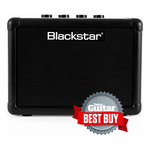 Blackstar FLY3 3 Watt Battery Powered Mini Guitar Amplifier and Portable Speaker