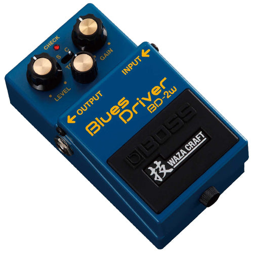 Boss BD2W WAZA Craft Blues Driver Effects Pedal