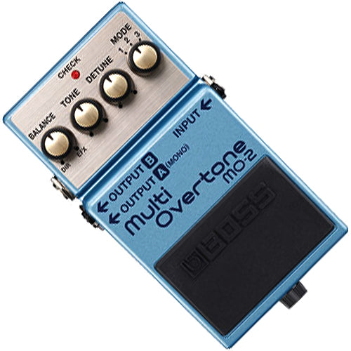 Boss MO2 Multi-Overtone Effects Pedal