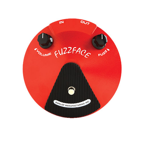 Dunlop JDF2 Fuzz Face Distortion Effects Pedal