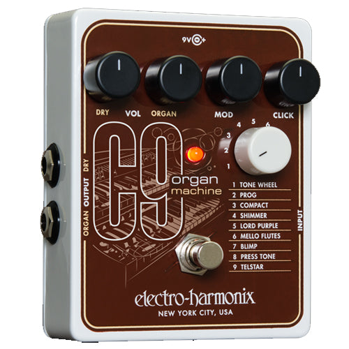 ElectroHarmonix C9 C9 Organ Machine Effects Pedal
