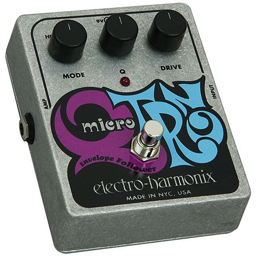 ElectroHarmonix MICROQTRON Envelope Filter Effects Pedal