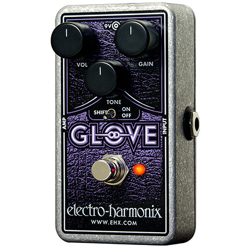 ElectroHarmonix ODGLOVE OD Glove Earthy Overdrive Effects Pedal