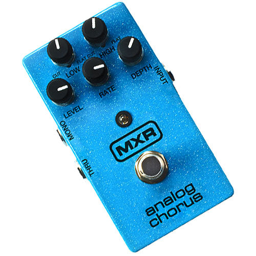 MXR M234 Analog Chorus Effects Pedal