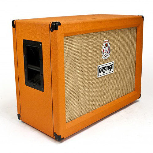 Orange PPC212 120 Watt Guitar Speaker Cabinet w/ 2x12 Vintage 30