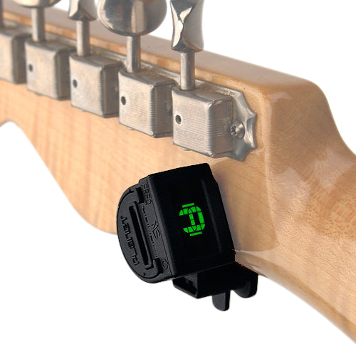 Planet Waves PWCT12 Clip-on Headstock Chromatic Guitar Tuner
