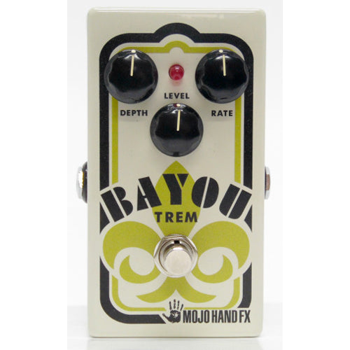 Mojo Hand BAYOU Vintage Voiced Tremolo Effects Pedal