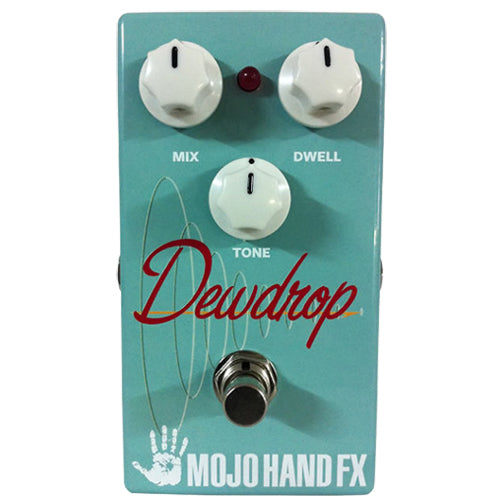 Mojo Hand DEWDROP Reverb Effects Pedal
