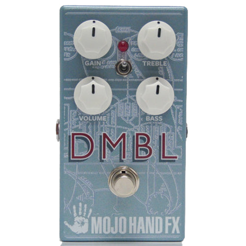 Mojo Hand DMBL Overdrive Effects Pedal