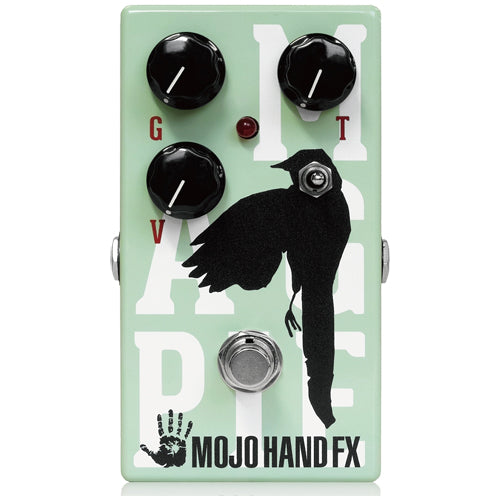 Mojo Hand MAGPIE Transparent Overdrive Effects Pedal